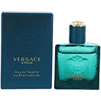 Versace Eros by versace 0.17 Oz EDT Splash