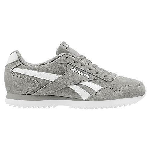 Reebok Royal Glide RPL, Zapatillas de Trail Running para Hombre, Gris (Flint Grey/White 000), 38.5 EU