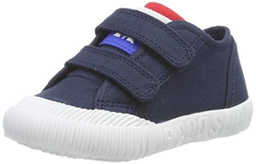 le coq Sportif Nationale Inf, Sneaker Unisex-Bimbi, Blu Dress Blue, 23 EU