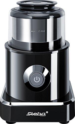 Steba MG 500 Multi-Zerkleinerer Universalzerkleinerer 500 Watt Pulsetaste für Gemüse und Obst, Wipe-Off Technologie, 500ml Behälter aus Edelstahl, entnehmbar