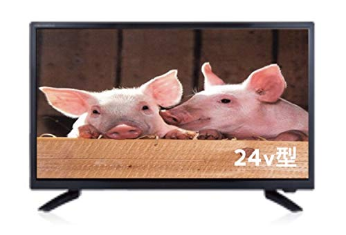 『GRANPLE 24型 1TBハードディスク/ダブルチューナー搭載 裏番組録画対応 地上波/BS/CSデジタル液晶テレビ』の1枚目の画像