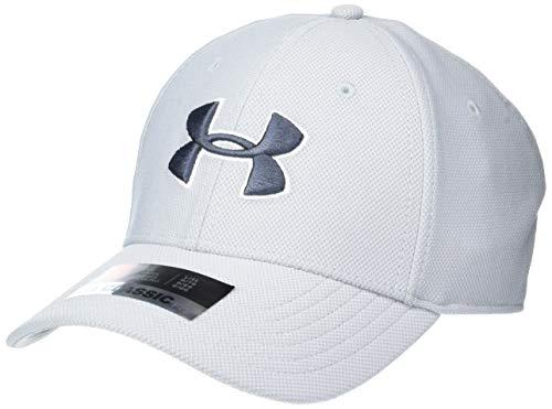 Under Armour Heren Baseball Cap UA Blitzing 3.0, Comfortabele Snapback voor Mannen met ingebouwde Sweatband, Ademende Cap voor Mannen