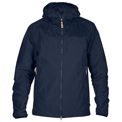 FJÄLLRÄVEN Herren Abisko Hybrid Jacket Softshelljacke, Dark Navy, XS