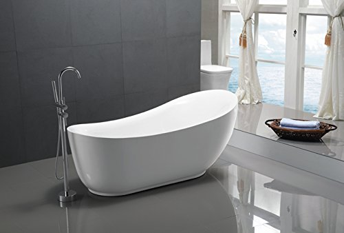 KIVA RHYME Freestanding Bathtub (HS-BANANA MAX)