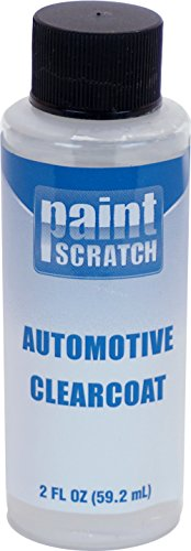 PAINTSCRATCH 2 Oz. Automotive Clearcoat Bottle with Brush