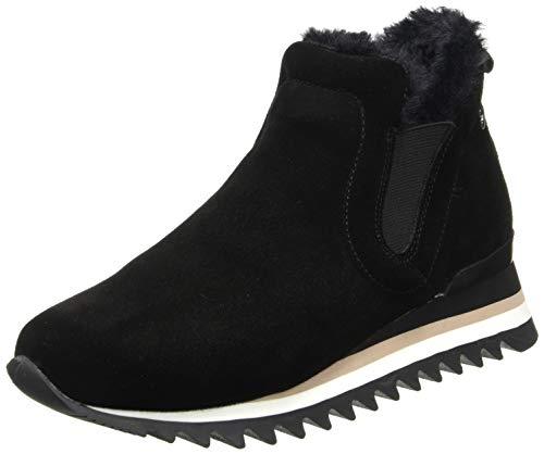 Gioseppo Damen Eckero Sneakers, Schwarz Negro, 39 EU