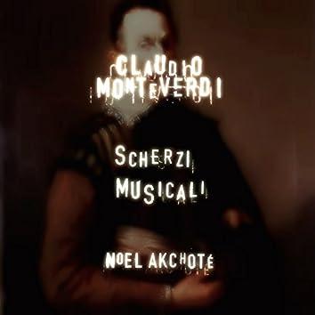 Claudio Monteverdi: Scherzi musicali (Arr. for Guitar)