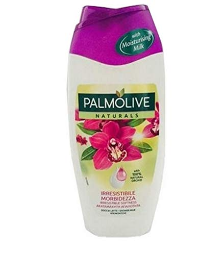 6 gels douche Palmolive « ORCHIDEE » - 250 ml.