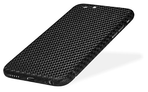 2R-Tec Apple iPhone 6 Plus Carbon Cover aus echten High-Tech-Fasern – Made in Germany