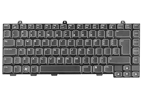 Toetsenbord voor Dell Alienware M14X R1 R2 Verlicht