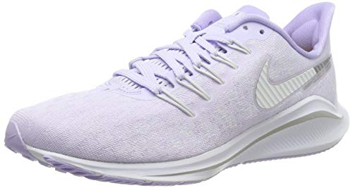 Nike Wmns Air Zoom Vomero 14, Scarpe da Trail Running Donna, Multicolore (Amethyst Tint/White/Purple...