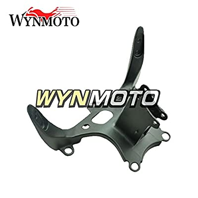 WYNMOTO Motorcycle New Headlight Bracket For Yamaha YZF1000 R1 1998-1999 2000-2001 2002-2003 2004-2006 2007-2008 2009-2014 Upper Fairing Stay