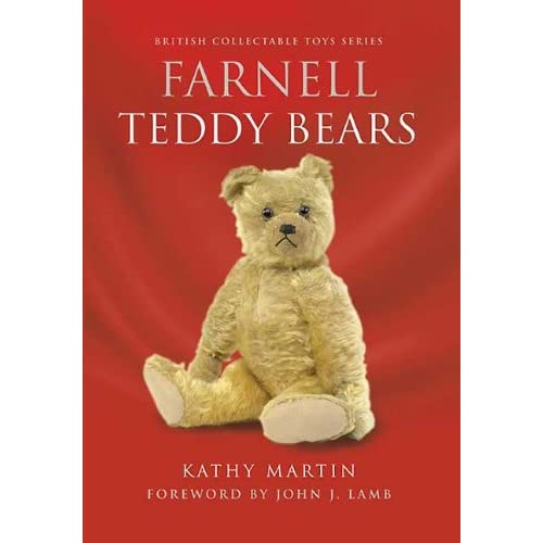 Farnell Teddy Bears (British Collectable Toys)