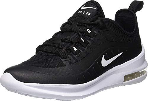 Nike Air Max Axis (GS), Baskets Garçon, Black/White, 36.5 EU