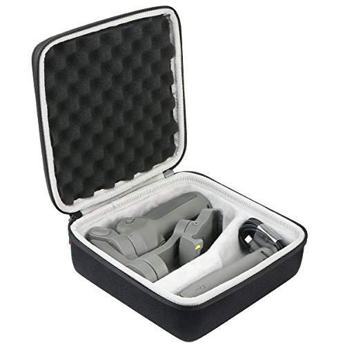 Khanka Hart Tasche Hülle für DJI Osmo Mobile 3 Combo Kit /3-Achsen-Smartphonestabilisator und zubehörEtui Case.(Mit NETO)