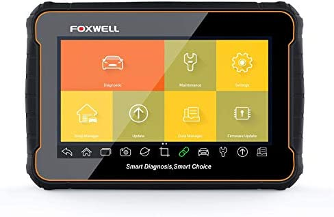 FOXWELL GT60 Automotive OBD2 Scan Tool Android Tablet Diagnostic OBD II Scanner 7 Touchscreen product image