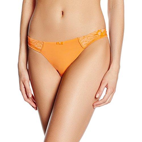 Dita von Teese Damen Diva String, Orange (Bird of Paradise/Nude 546), (Herstellergröße: 38 GR)