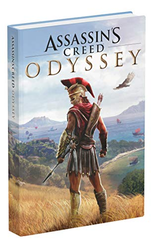 Price comparison product image Assassin's Creed Odyssey: Official Collector's Edition Guide