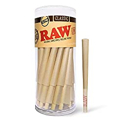 Image of RAW Cones Classic Lean Size...: Bestviewsreviews
