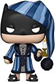 Funko- Pop Heroes: DC Holiday-Scrooge Batman Comics Holidays S1 Figura Coleccionable, Multicolor (50...