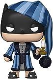 Funko- Pop Heroes: DC Holiday-Scrooge Batman Comics Holidays S1 Figura Coleccionable, Multicolor (50653)