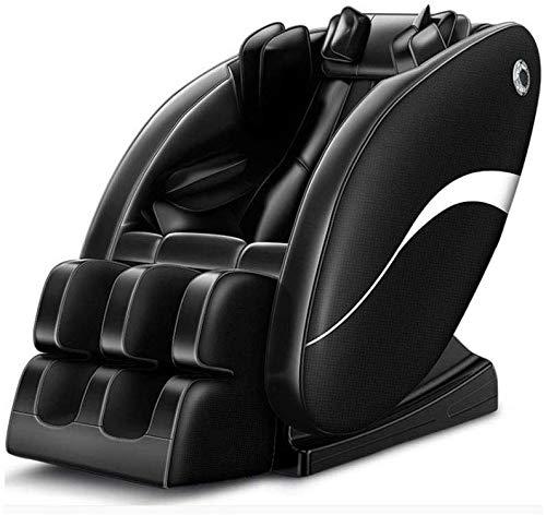 SISHUINIANHUA 8D-Massagesessel Capsule Massage-Stuhl Multifunktions-Zero Gravity Smart Home Massage-Stuhl
