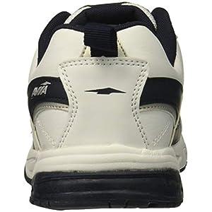 Avia Men's Avi-Verge Sneaker, White/True Navy, 12 Medium US