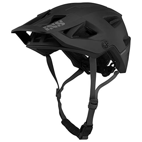 IXS Trigger Unisex AM Mountainbike-Helm, Schwarz (Black), ML (58-62cm)