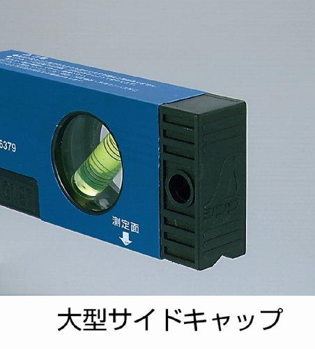 シンワ測定『ブルーレベル300mmマグネット付(76379)』