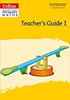 International Primary Maths Teacher's Guide: Stage 1 (Collins International Primary Maths)