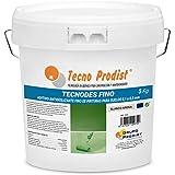 TECNODES FINO de Tecno Prodist - (5 kg) Aditivo antideslizante en polvo para pinturas de suelos, granulometría 0,1 a 0,3 mm
