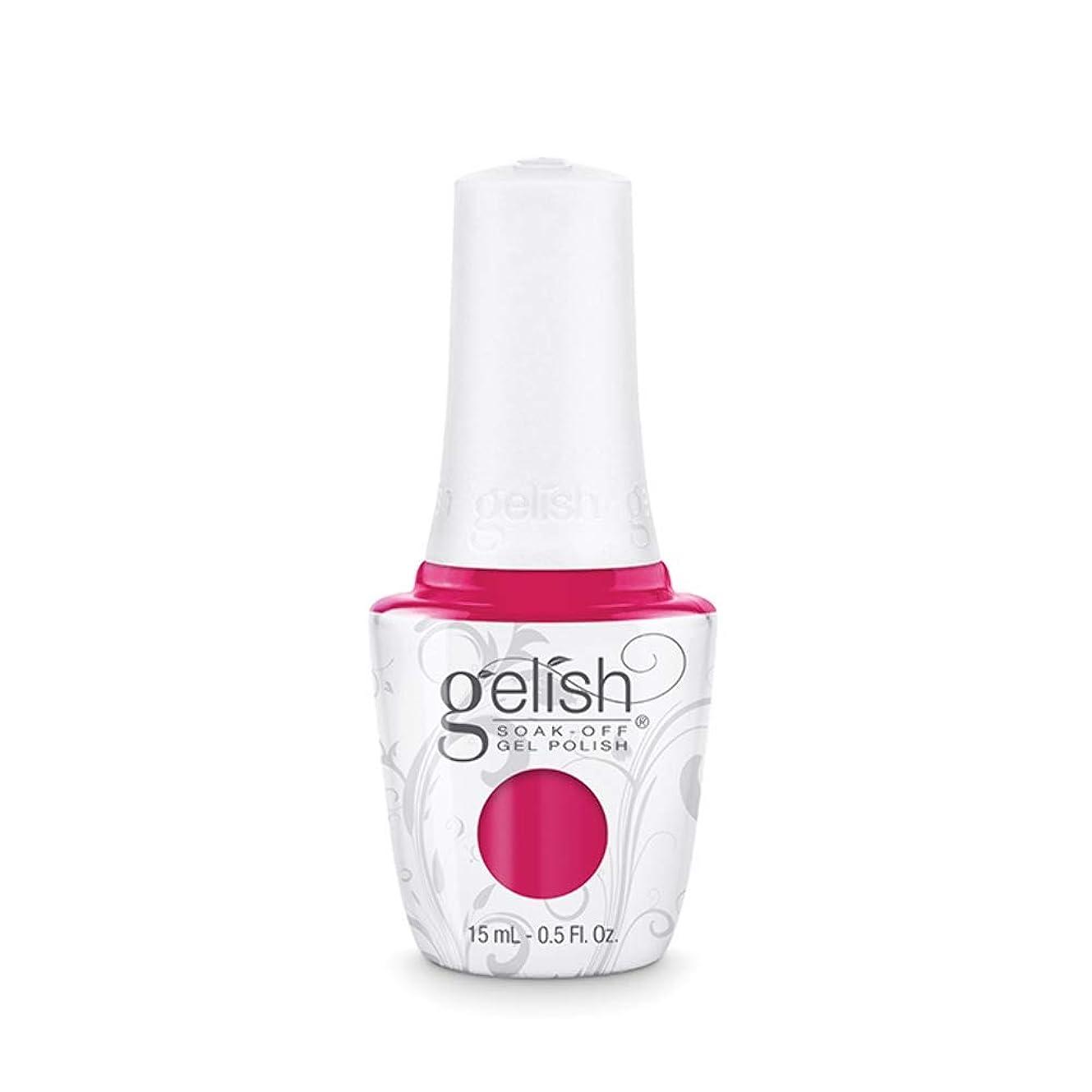 櫛あなたのものファイバHarmony Gelish Gel Polish - Gossip Girl - 0.5oz / 15ml