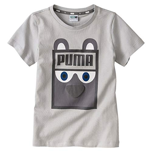 PUMA Kinder Monster Tee Unisex T-Shirt, High Rise, 92