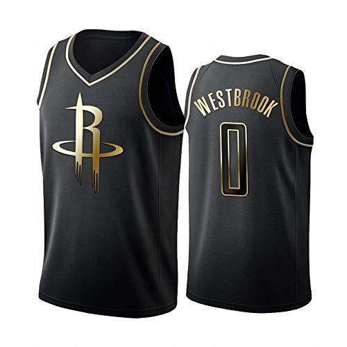 JAG Basketball Trikot Russell Westbrook Herren Sport Stickerei Trikot Reguläre Saison Basketball Uniformen Unisex Schnelltrocknende Stoffe Fan Sportswear