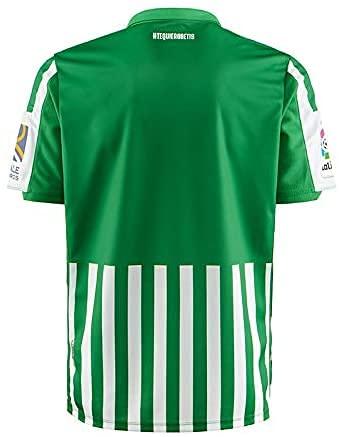 SXMY Juego De Uniformes De Fútbol para Hombre Adulto Real Betis Home 2019/20, Masculino(Size:XXX-Large,Color:Verde)