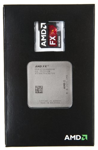 AMD FD9370FHHKWOF - Piledriver FX-8 Eight Core 9370 Blk Ed 4,40 GHz (4,70 GHz Turbo) (Buchse AM3+) Prozessor - OEM