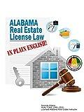 Alabama Real Estate License Law in Plain English