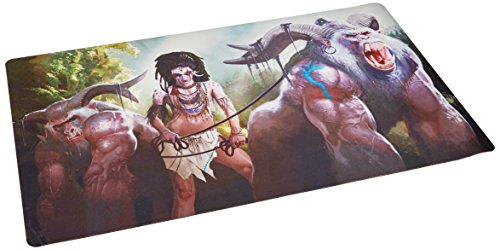 HCD Supplies Playmat Card Game, Nature's Fury, One Size