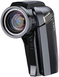 Sanyo VPC HD1000 EXBK Full HD Camcorder (SD Card, 10 Fach Opt. Zoom, 6,9 cm (2,7 Zoll) Display, Bildstabilisator) schwarz