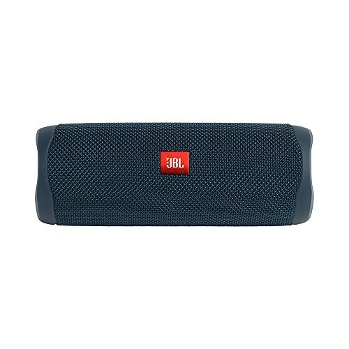 JBL FLIP 5, alto-falante Bluetooth portátil à prova d'água, azul (novo modelo)