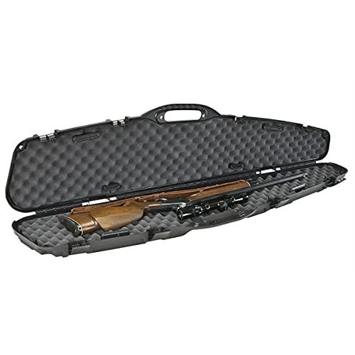 Plano 'Pro-Max Scoped Rifle Hard Case, 53.63'' L x 13'' W x 3.75'' H, Black