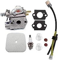 De Galen Carburatori Trattamenti Carburatore con Filtro Aria per Echo Walbro WT-424 WT-424C PPT2400 GT-2400 PP-1250 SRM-2450 Parti e accessori Ricambi
