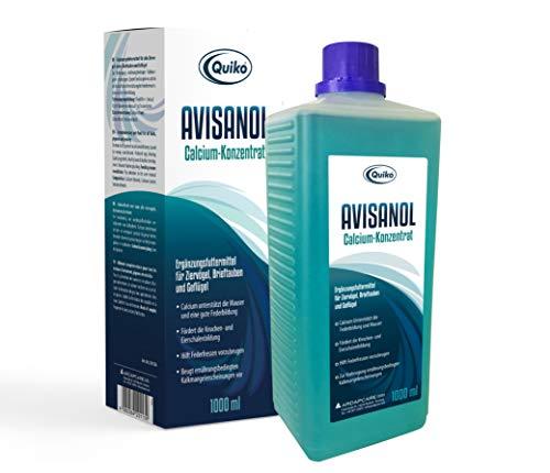 Quiko - Avisanol - Calcium Concentrate, 1.000ml