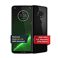 Moto G7 Plus   Unlocked   Made for US by Motorola   4/64GB   16MP Camera   2019   Black