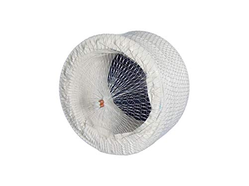 3 m afzuigkap Flexibele PVC-afvoer (4 inch)