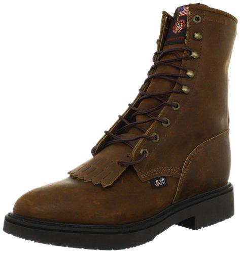 Justin Original Work Boots Men's Double Comfort...