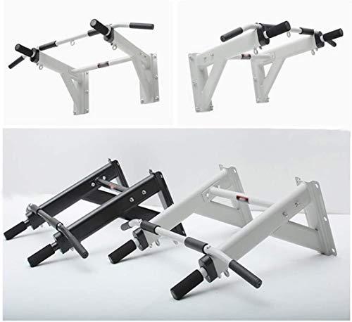 JISHIYU A Parete Pull-up, Pull-up fissi, Bench Press, Palestra Centro Fitness Forza Attrezzatura Training (Color : Grey)