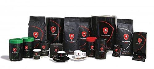 Tonino Lamborghini Kaffee Espresso Probier Paket je 1 kg