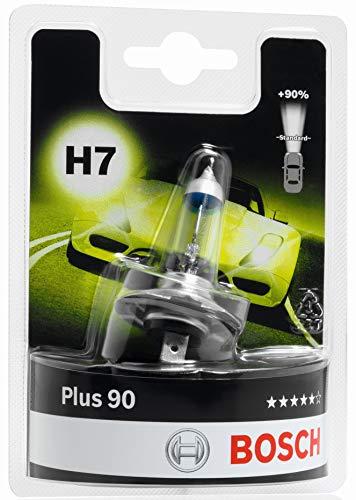 Bosch Autolampe H7 Plus +90