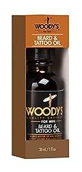Cremo Beard Oil, Mint Blend, 1 Ounce- Restores Moisture